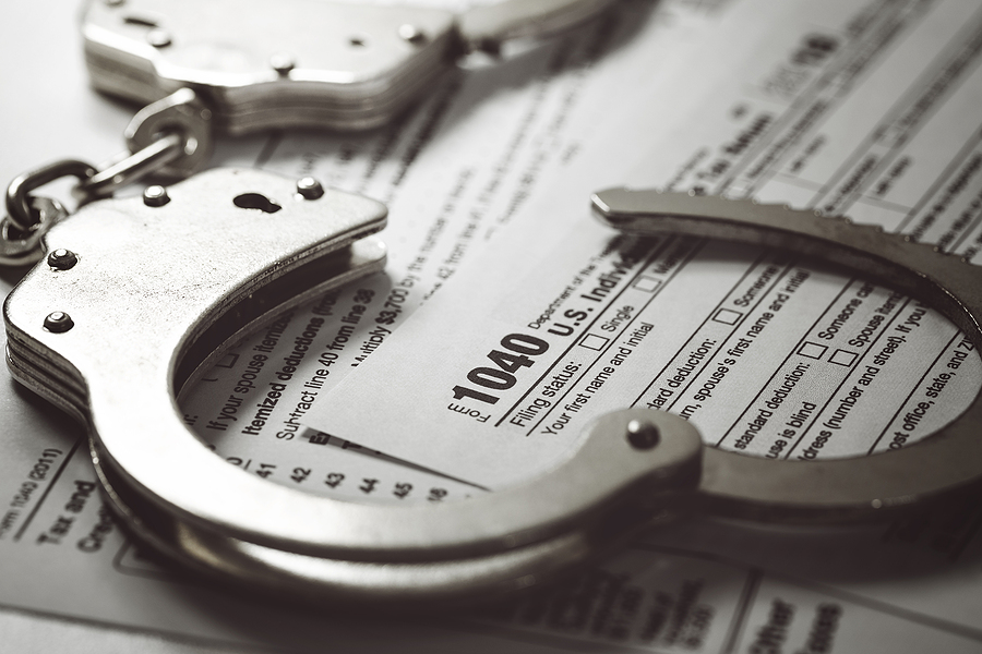 Tax Evasion is a Federal Offense in Texas